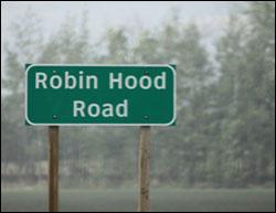 Robin Hood Road