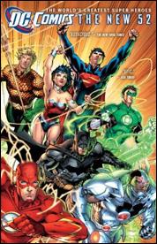 DC Comics The New 52