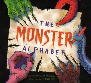 Monster alphabet cover NEW
